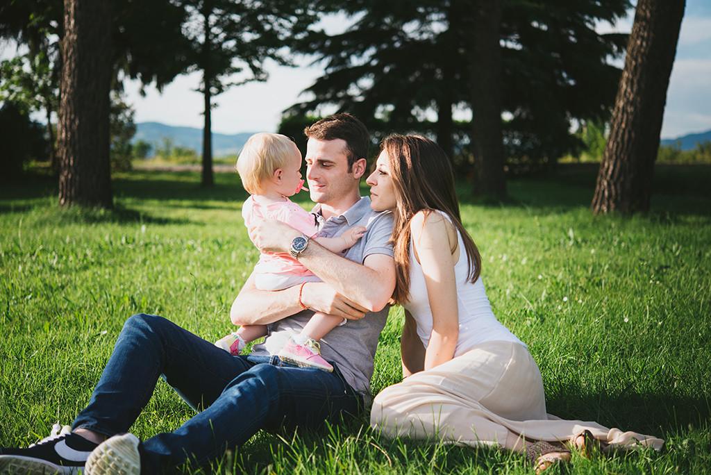 ritratto di famiglia, fotografo arezzo