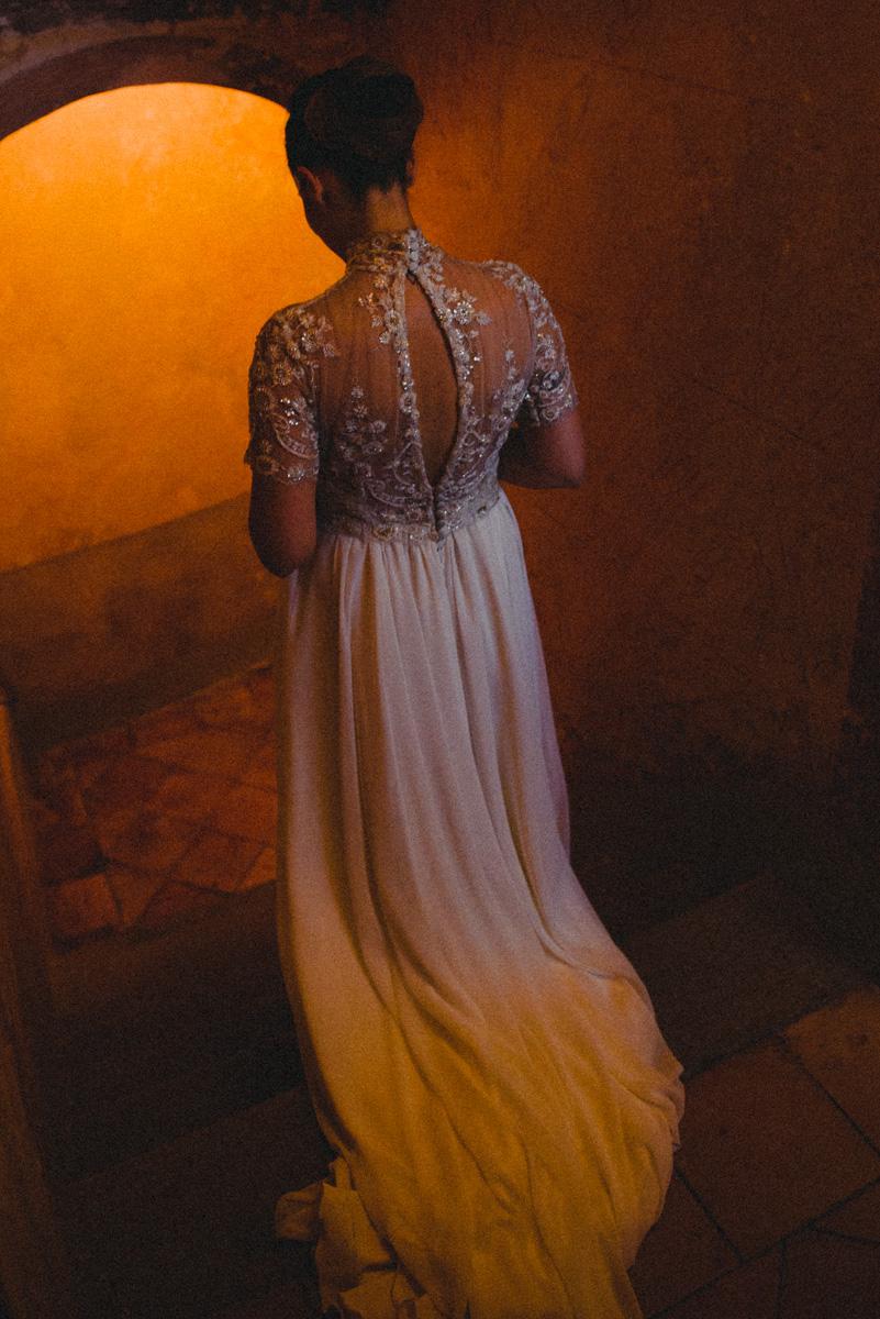 wedding photography tuscany bride
