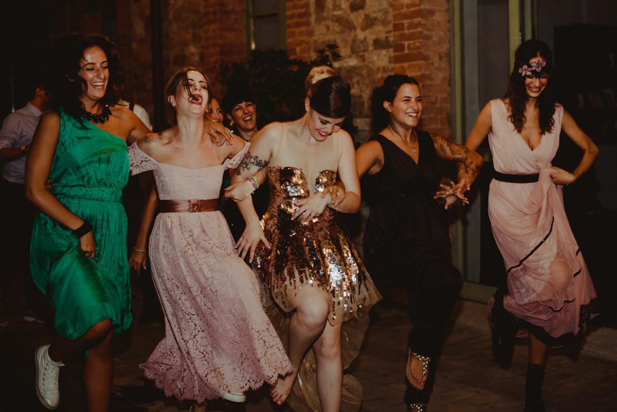 fotografo matrimonio ricevimento festa sposi