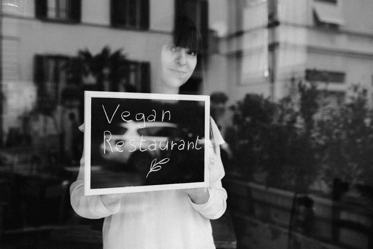 vegan restaurant
