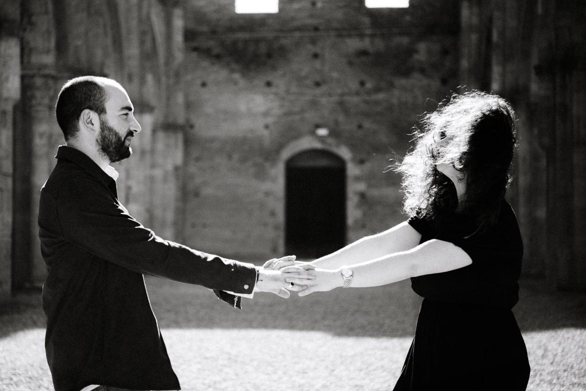 engagement wedding tuscany
