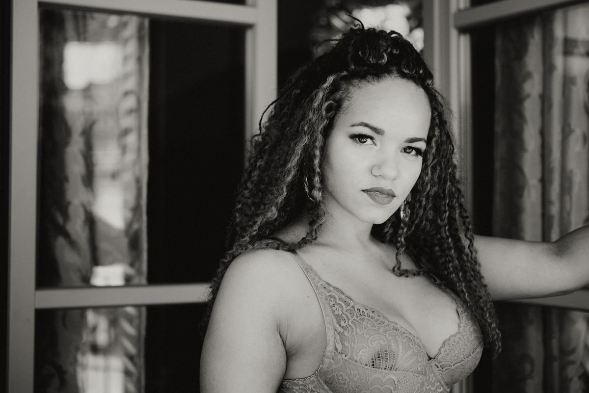 fotografo ritratto femminile boudoir