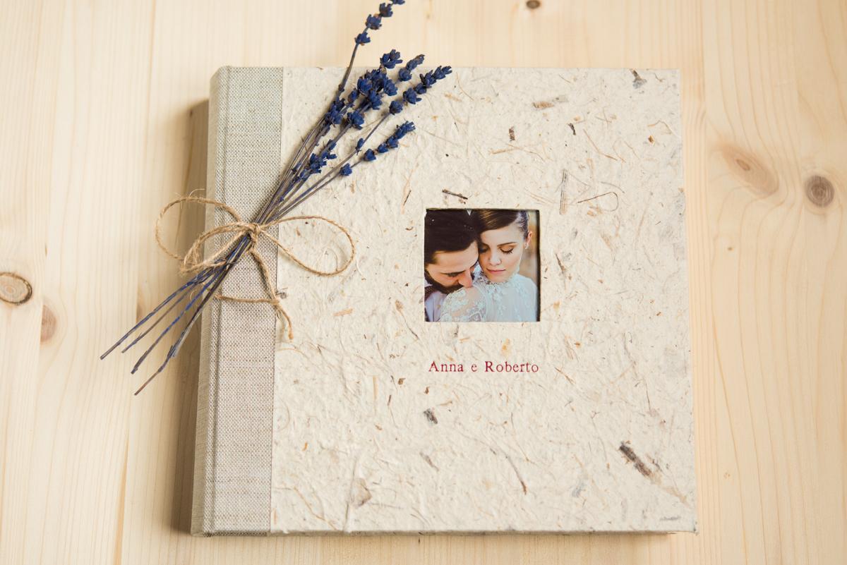 album tradizionale matrimonio