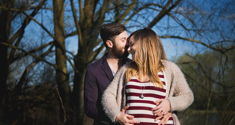 Elena & Luca =Servizio fotografico maternità=
