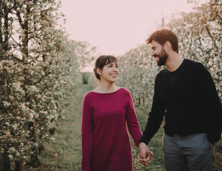 Yuri & Deborah //Servizio fotografico engagement - Arezzo, toscana//