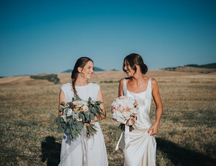 Wedding inspiration *Country or Chic?* //Locanda in Tuscany, Castiglione d'Orcia//