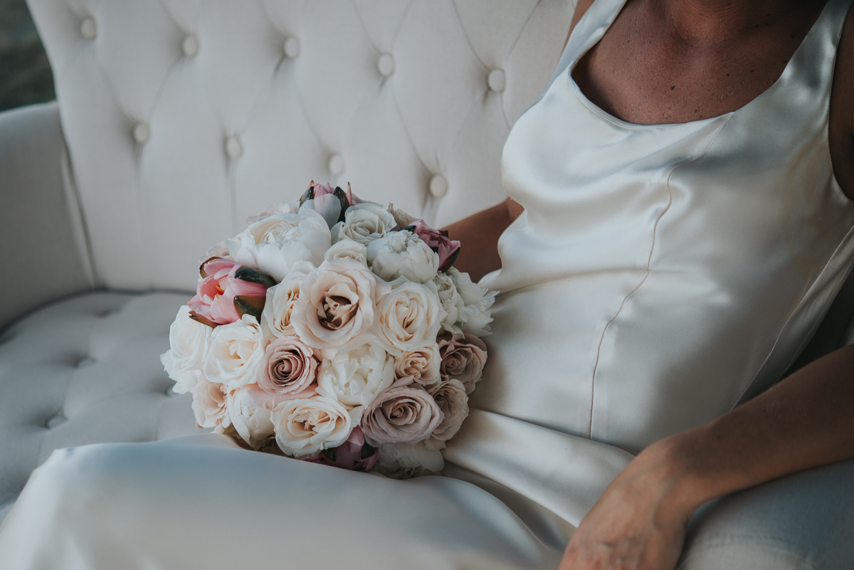 wedding chic bouquet