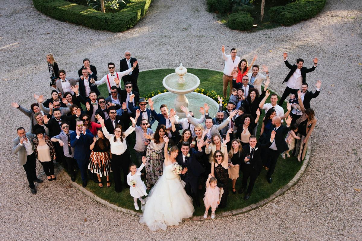 villa burali matrimoni