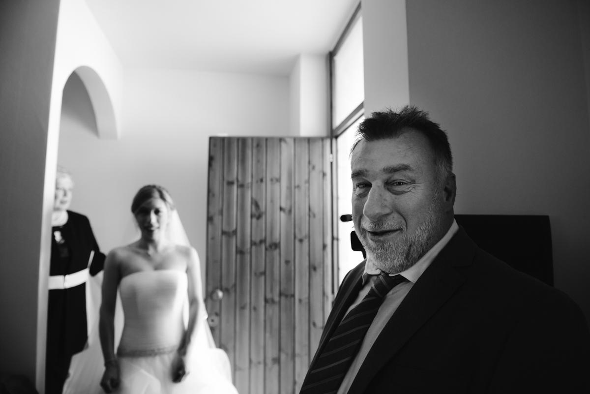 sposa con babbo