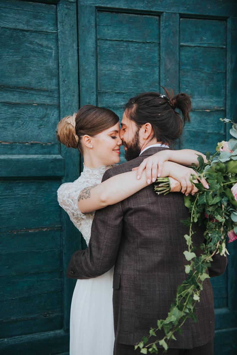 sposi cerimonia toscana