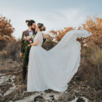 wedding photograper tuscany couple