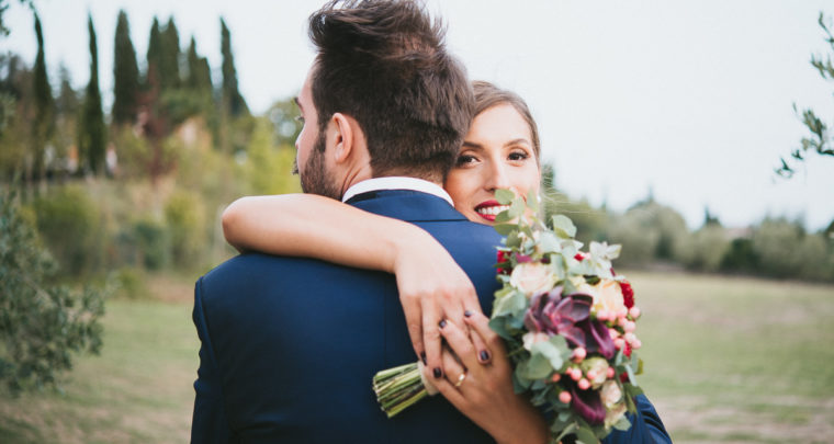 Matrimonio Chiara & Francesco //Villa Burali, Arezzo//