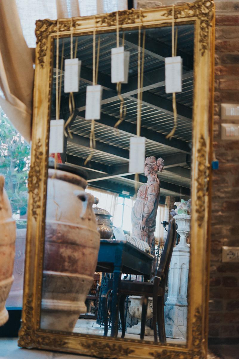 wedding tableau la cole casa italiana