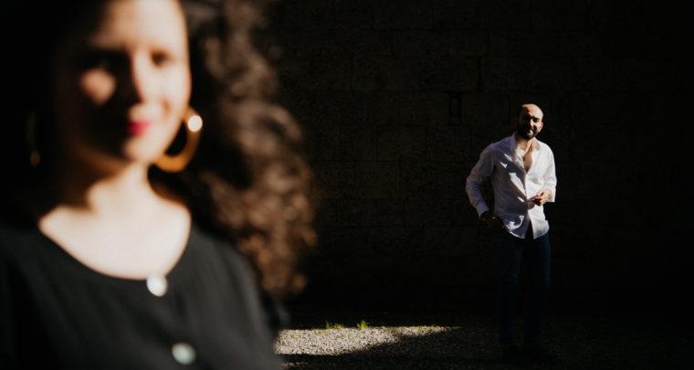 Engagement Giulia & Simone //San Galgano, Tuscany//