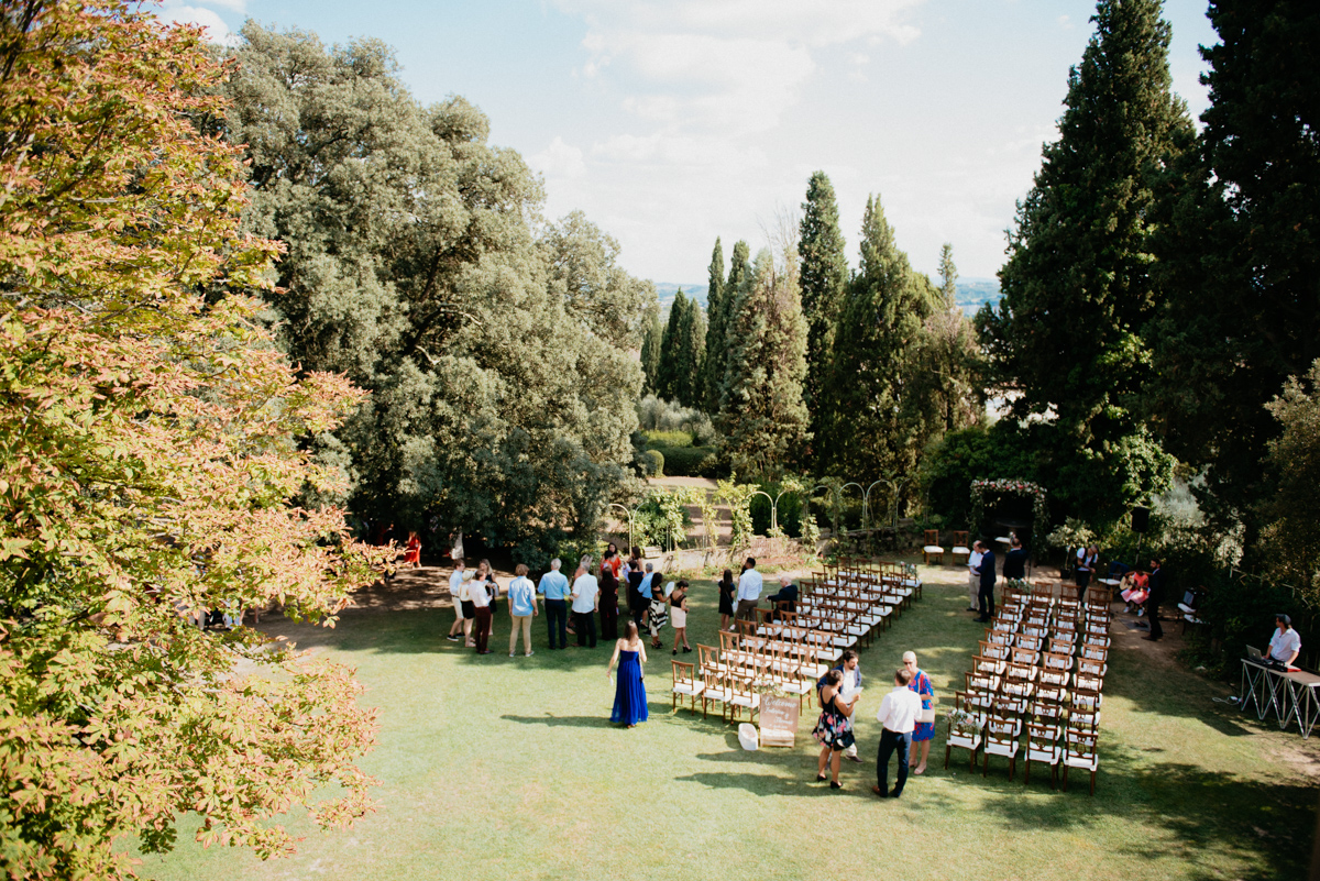 villa dianella wedding tuscany