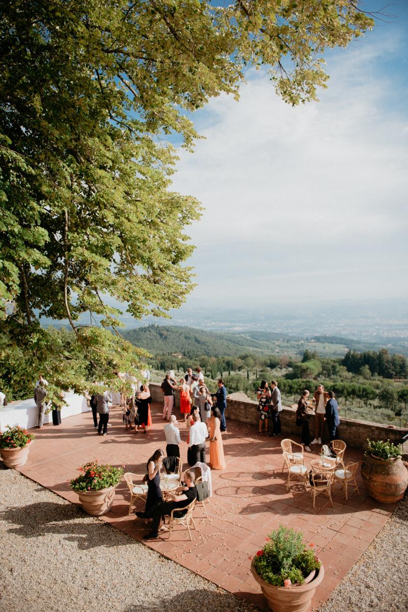 wedding venue tuscany montefiano