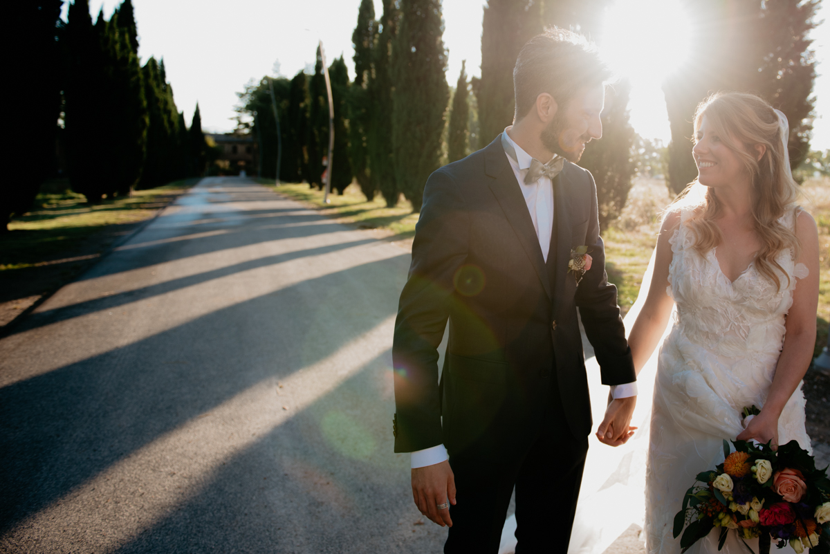 wedding photographer tuscany san galgano