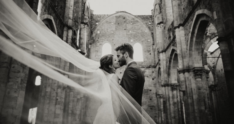 Claudia & Alessio *Wedding in San Galgano,Tuscany *