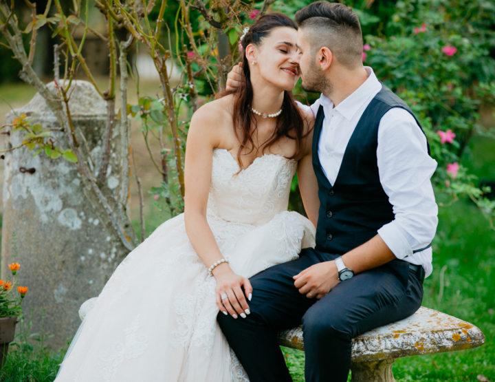 Matrimonio Aneta & Antonio //Villa Albergotti, Arezzo//