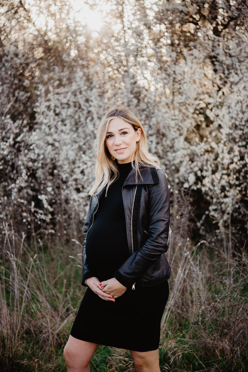 fotografo toscana gravidanza