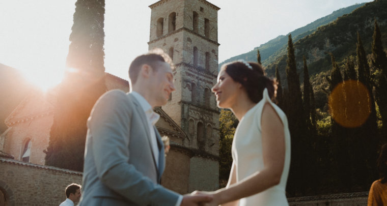 Avril & Aidan  Wedding in Umbria //Abbazia San Pietro in Valle//