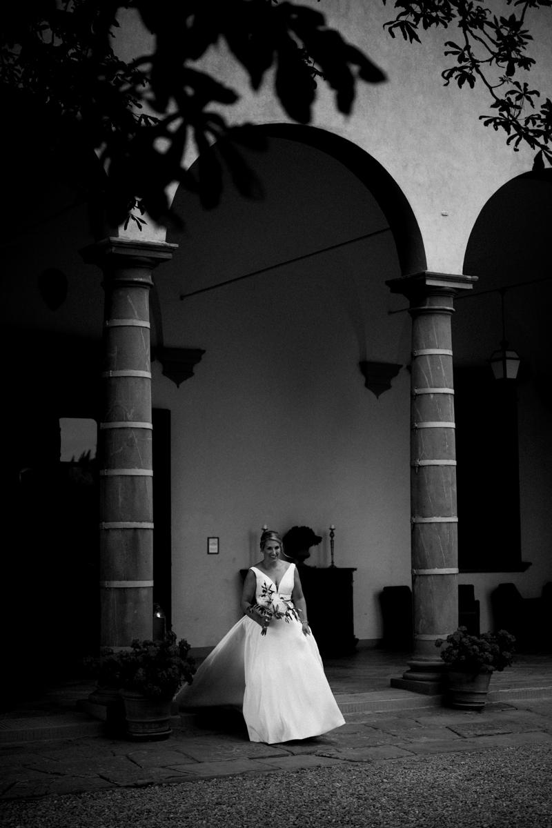 villa il poggiale fotografo matrimonio firenze