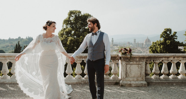 Wedding in Florence, Tuscany **Serre Torrigiani**