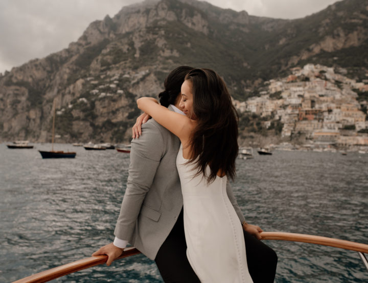 Elopement in Positano, Amalfi coast