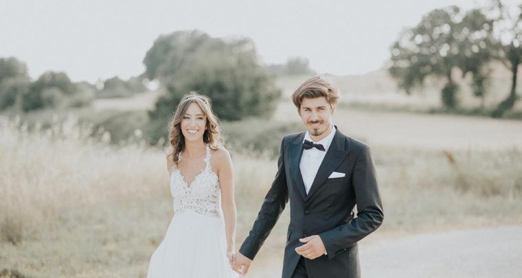 Matrimonio Natascia & Francesco, Cortona-Toscana