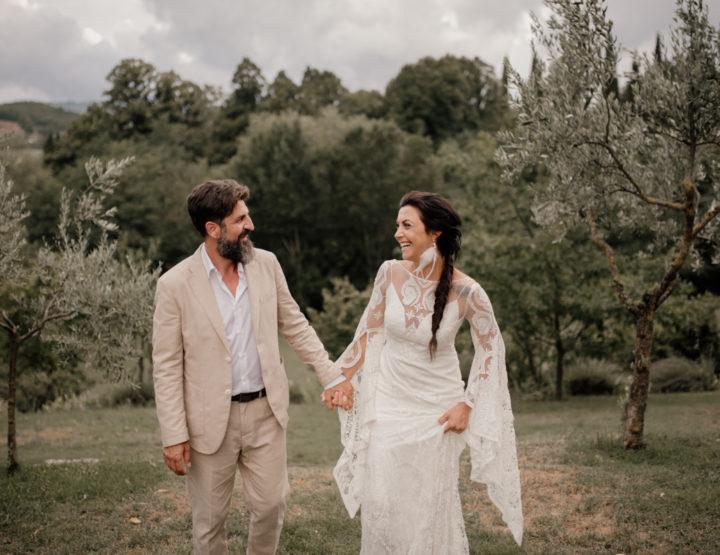 Matrimonio Fattoria la Striscia //Laura & Andrea//