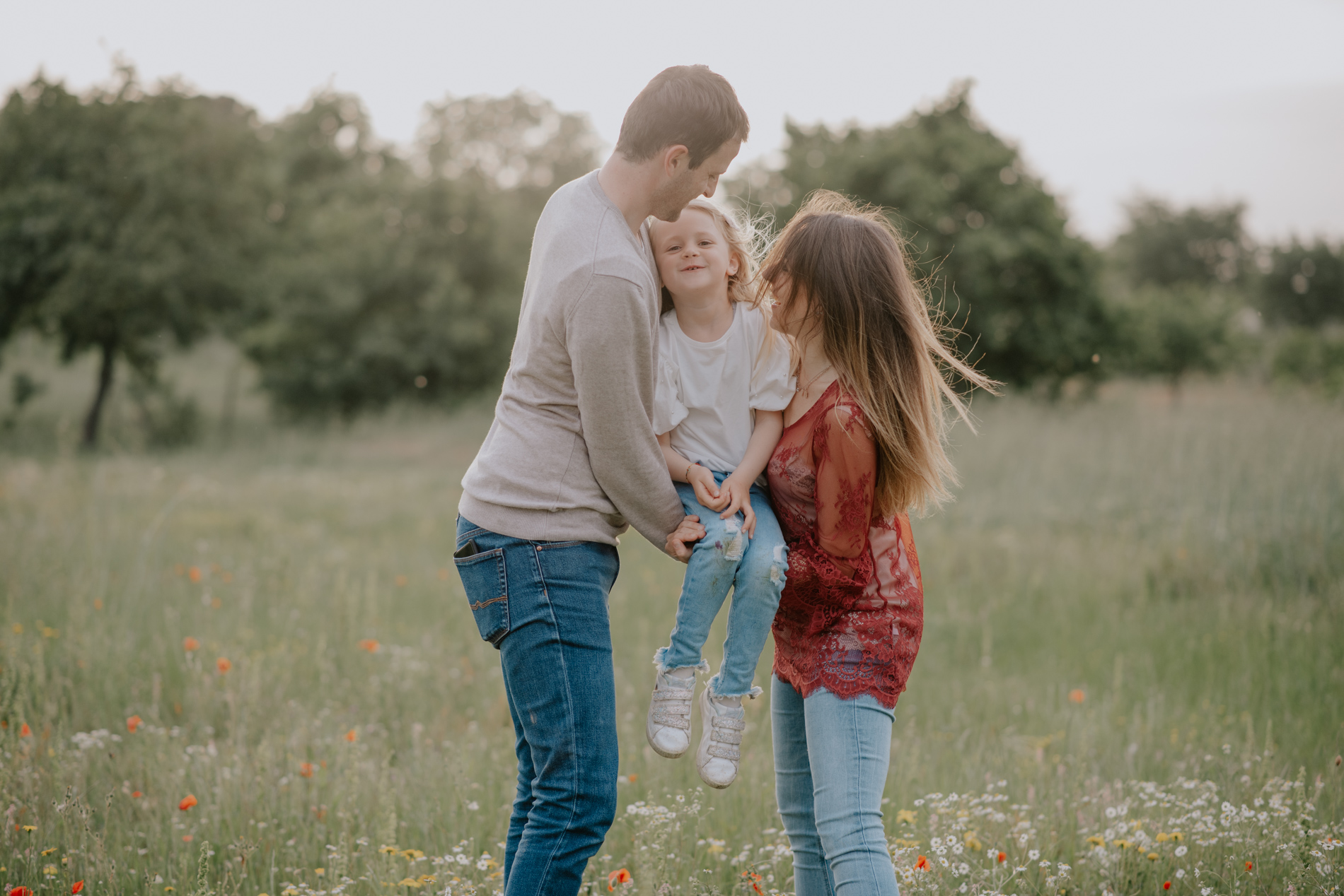 servizio fotografico di famiglia ad arezzo