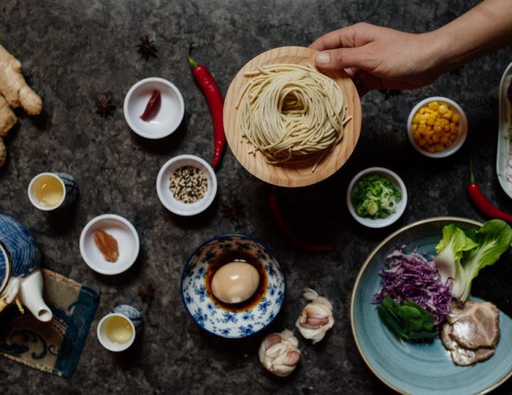 Servizio fotografico Food per Arighen Ramen Bar, Arezzo