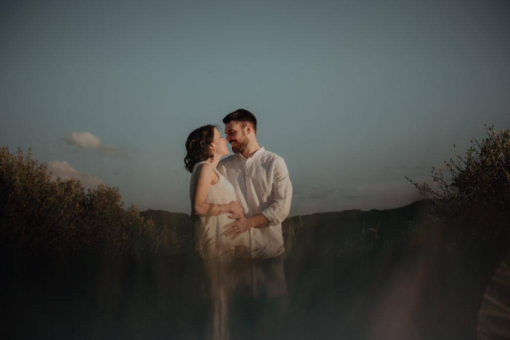 fotografo dolce attesa arezzo toscana