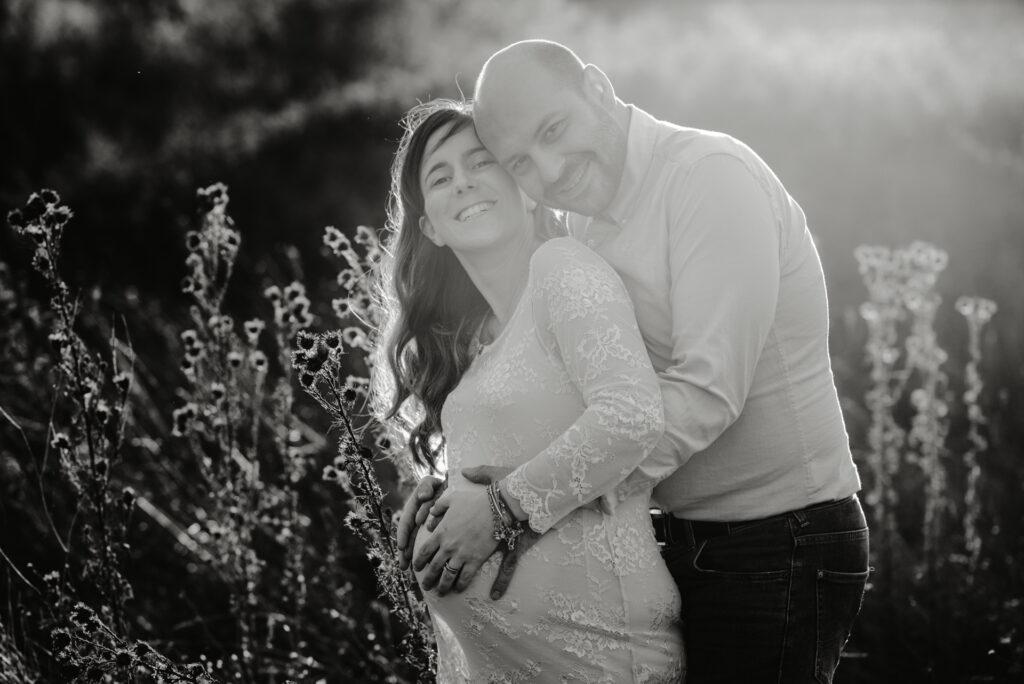 fotografo arezzo gravidanza