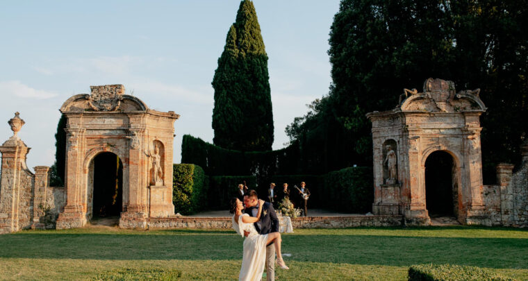 Wedding in Tuscany *Villa Geggiano, Siena*