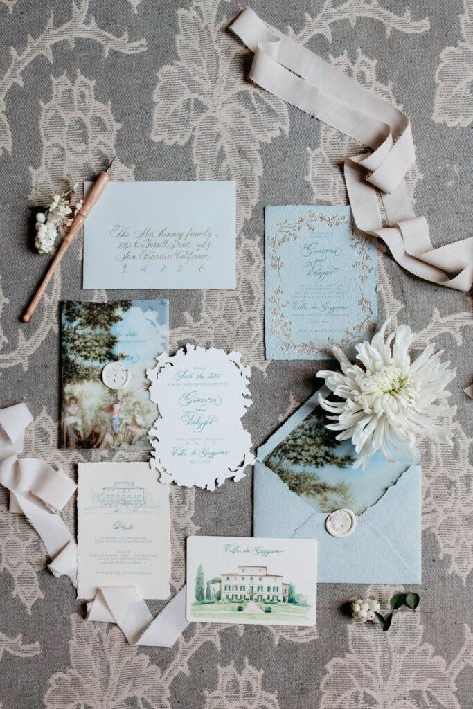 wedding suite tuscany