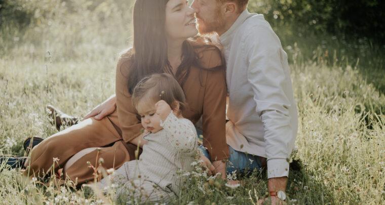 Sessione fotografica di famiglia **Arezzo, toscana**